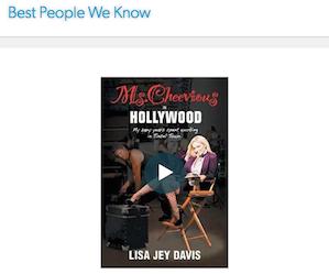 INSIDE HOLLYWOOD: REAL CELEBRITY LIFE W/ LISA JEY DAVIS