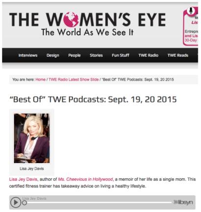 WomensEye_Interview